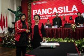 Risma dilantik sebagai Ketua DPP PDIP
