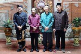 Gubernur ajak para senator dukung pembangunan Bali