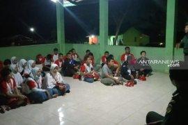 Kodim 1306 Donggala bina mental peserta SMN Sumut