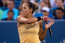 Madison Keys juarai Cincinnati Masters
