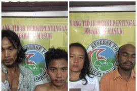 Polisi Binjai tangkap empat pemilik narkotika