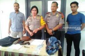 Kasus penemuan mayat diduga korban pembunuhan diselidiki polisi