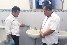 Dua bakal calon Bupati di Malut jalani tes urine