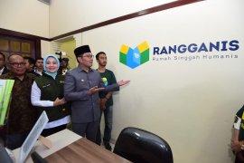 Rumah singgah untuk pasien RSHS diresmikan Ridwan Kamil