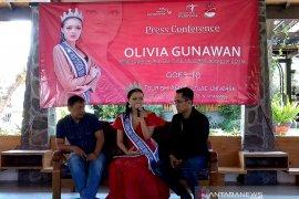 Mahasiswi Banyuwangi wakili Indonesia di ajang pemilihan Miss Tourism and Culture Universe 2019
