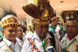 Papua Barat ikuti Muktamar V PKB di Bali