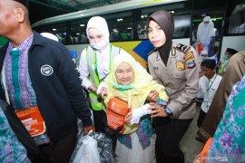 Tujuh jemaah haji Embarkasi Banjarmasin wafat
