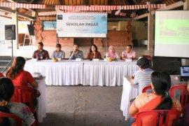 Kemendag sosialisasikan pasar ber-SNI di Denpasar