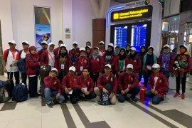 Rombongan SMN Yogyakarta akhiri petualangan di Riau