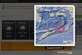 Maluku diguncang gempa Minggu dini hari, BMKG peringatkan potensi gempa susulan