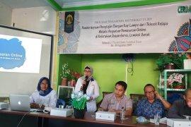 Vokasi UI bantu pasarkan lampu hias Lombok melalui pasar 'online'