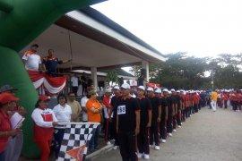 ASN ikuti berbagai lomba meriahkan HUT kota Ambon  ke-444