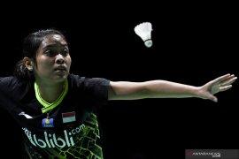 Dua tunggal putri Indonesia ke babak perempat final Chinese Taipei Open