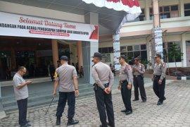 Polres Agam lakukan pengamanan ketat pelantikan anggota DPRD