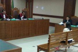 Indung Andriani dituntut 4 tahun penjara tambah denda Rp200 juta