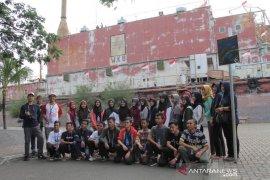 Kunjungi Kapal Apung PLTD, Peserta SMN Banten bisa rasakan kedahsyatan tsunami Aceh