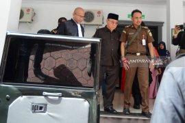 Mantan Bupati Simeulue didakwa korupsi penyertaan modal  PDKS