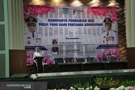 Wali Kota Tengerang Selatan kampanyekan perbaikan gizi 1000 HPK, tentukan awal janin