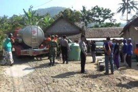 Ribuan warga Magetan terdampak krisis air bersih