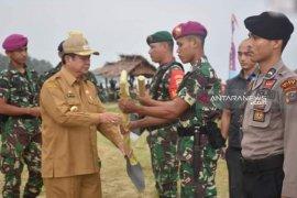 Pemkab Nias apresiasi Operasi Bhakti Surya Bhaskara  Jaya