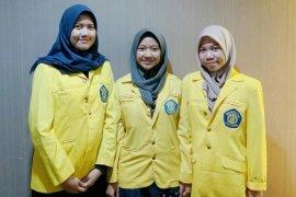 Tiga mahasiswa UI temukan obat alternatif kanker serviks