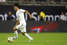 Madrid pinjamkan pemain Jepang Takefusa Kubo ke Mallorca
