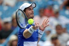 Murray berharap fit hadapi Federer dan Nadal