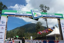 Tour d'Indonesia Jember-Banyuwangi rute terberat