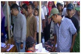 76 desa di Langkat laksanakan pilkades serentak