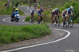 Etape terakhir Tour d'Indonesia, penentuan juara masih seru
