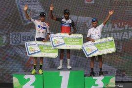 Thomas Lebas juarai Tour d'Indonesia 2019