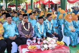 Gubernur doakan Banjar makin bersinar