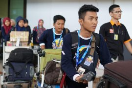 Peserta SMN Jatim banyak belajar budaya Gorontalo