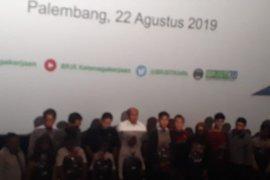 BPJS Ketenagakerjaan Sumbagsel alami defisit 10.000 peserta