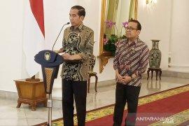 Presiden Jokowi sebut kondisi di Papua sudah kembali normal