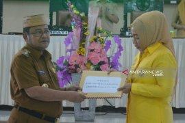 Golkar Gorontalo Utara dukung pemda tingkatkan pembangunan daerah