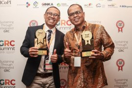 Bank BJB raih penghargaan TOP GRC 2019