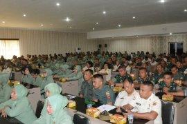 Pangdam I/BB harapkan prajurit paham  hak kewajiban peserta Asabri