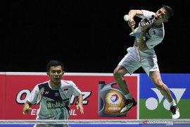 Indonesia menyisakan empat wakil di perempat final Kejuaraan Dunia 2019