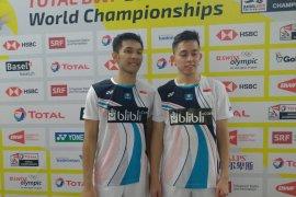 Fajar/Rian ikuti Ahsan/Hendra ke 16 besar Kejuaraan Dunia BWF