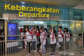 Kegiatan SMN NTT di Jambi usai,  Yerry dkk pulang kampung