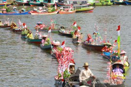 Festival Wisata Budaya Pasar Terapung
