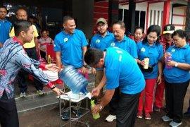 Bupati Sanggau minta kurangi sampah plastik
