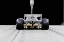 Formula 1 ungkap desain mobil balap musim 2021 yang sedang diuji