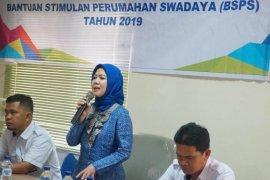 Warga Depok dapat dana Program RTLH dari Kementerian PUPR
