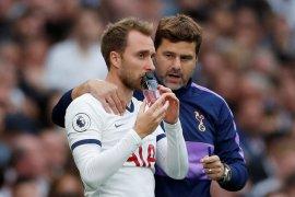Pochettino khawatir ketidakpastian Eriksen di Hotspur