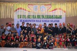 11 perguruan ikuti Festival Seni Bela Tradisional Kuntau HSS