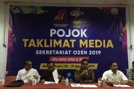 2.037 peserta akan ikuti O2SN di Aceh