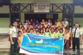 Polbangtan Medan kenalkan pertanian untuk pelita bangsa di perbatasan Indonesia-Malaysia