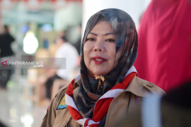 Peserta Kemah Budaya Nasional Gorontalo diharapkan menjadi duta wisata